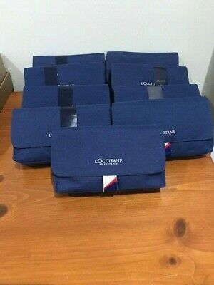 NEW Philippine Airlines Business Class Amenity Kit L/Occitane