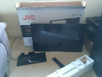 "JVC LT-32C660 32"" led smart HD TV"