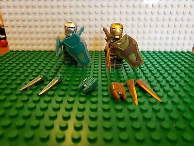 Marvel Iron Man Minifigures lot 554 fits legos End Game Avengers