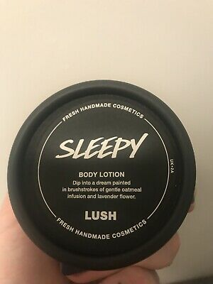 LUSH Sleepy Body Lotion 95g