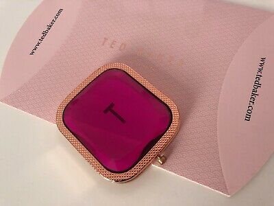 TED BAKER Jewel Mirror Compact - NEW with Packaging