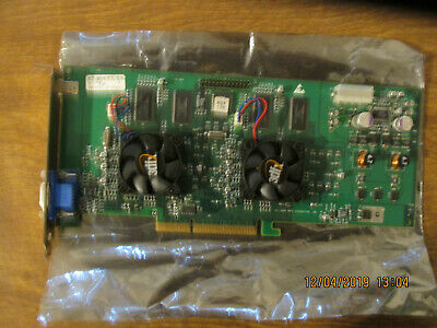3dfx Voodoo 5 5500 AGP 1/x2 64MB - Working good condition used