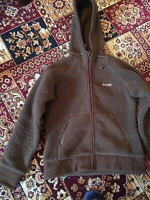 BERGANS OF NORWAY Hitra Ladies Hooded Fleece Size S £17.99