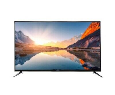 "Devanti Smart LED TV 55"" Inch 4K UHD HDR LCD Slim Thin Screen"
