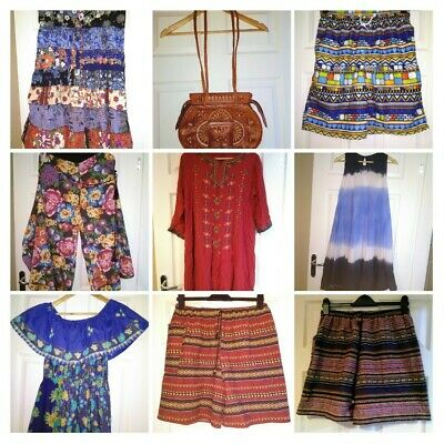 Traditional Thai / Festival Clothing Lot
