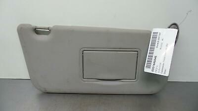 2006 FORD FIESTA Right SUN VISOR