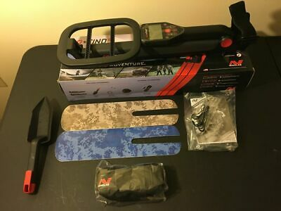 """New Minelab Go-Find 66 Metal Detector with 10"""" Coil"""