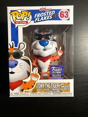 Funko Pop Tony The Tiger Hollywood Store Exclusive AD Icon Limited Edition