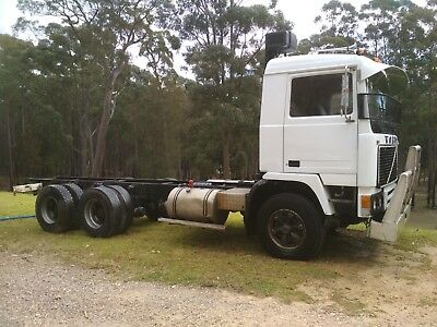 Volvo F10 Cab Chassis
