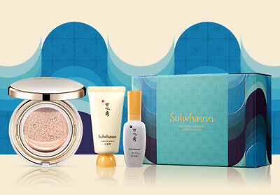 Sulwhasoo Perfecting Cushion EX Holiday Collection SPF50+/PA+++ No.21 Newest