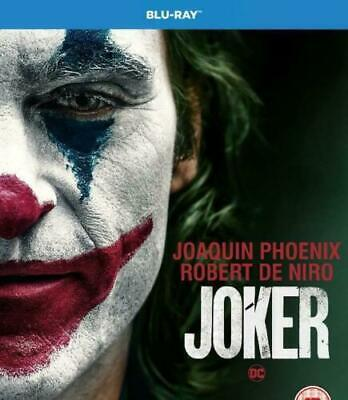JOKER (Blu-ray Disc, 2019) - BRAND NEW FACTORY SEALED ***FREE SHPPING*** Ships 1