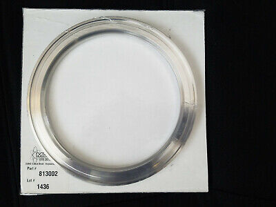 High Vacuum ISO LF-160 Weld Flange - Clamped - Stainless Steel