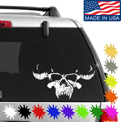 Danzig Skull Band Vinyl Decal Sticker BUY 2 GET 1 FREE Choose Size & Color 038