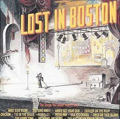 Various Artists - Soundtracks : Lost in Boston CD