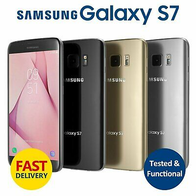 Samsung Galaxy S7 32GB Unlocked Android Smartphone