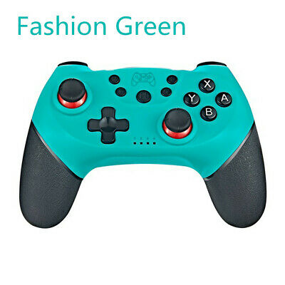 GR Bluetooth Wireless Gamepad Joystick Game Controller for Nintendo Switch Pro