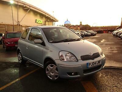 Toyota Yaris 1.0 VVT-i Blue 2004 +YES GENUINE 42,000 MILES!! +JUST SERVICED