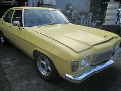 Holden Hz Sedan 253 V8 Auto Air Con 1978 Dragways