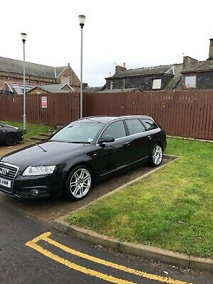 2011 Audi A6 Avant, S Line, TDI, Special Edition.
