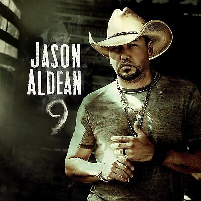 "Jason Aldean 9 Nine Cd Released 11/22/2019 With ""We Back & Got What I Got"" Songs"