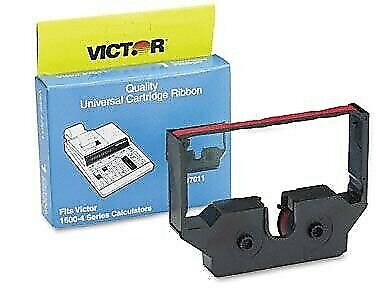 Victor Technology Universal Calculator Ribbon Cartridge for 1500 VCT7011