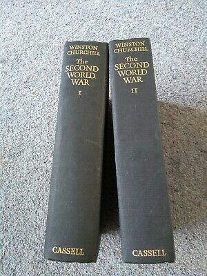 Winston Churchill - The Second World War - Volumes I and 2