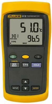 New Fluke 51 II Thermocouple Thermometers