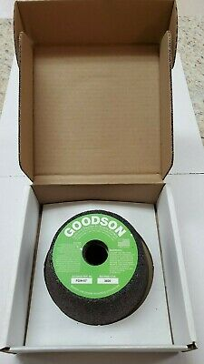 """Goodson FGW-57 Grinding Wheel / Stone General Purpose Flared Cup 6"""" Wheel"""