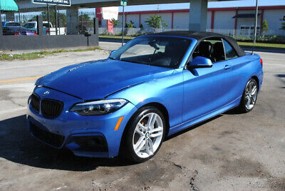 2019 BMW 2-Series i 2019 i Used Turbo 2L I4 16V Automatic RWD Convertible Premium