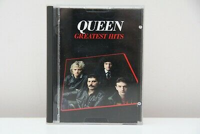 Queen Greatest Hits MINIDISC MD Mini Disc ALBUM Rare Classic