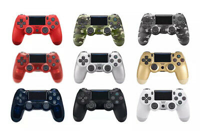 Wireless Bluetooth Gamepad Controller for Dualshock PS4 Sony Playstation