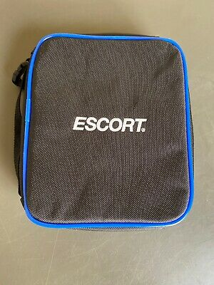 NEW ESCORT  RADAR DETECTOR CARRY CASE Fits 8500 and 9500 Series and Others