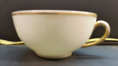 Antique 1900-1914 Limoges France Elite Work Gold Trim Cup