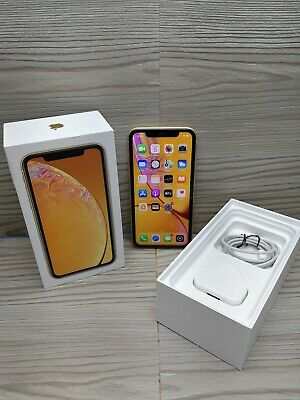 Apple iPhone XR - 64GB - Yellow (Vodafone) A2105 (GSM)