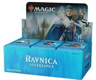MTG Ravnica Allegiance Booster Factory Sealed Booster Box English