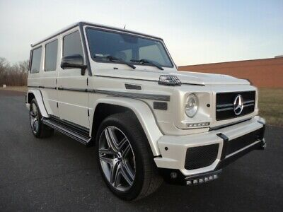 2007 Mercedes-Benz G-Class G500 2007 MERCEDES BENZ G500 FULL G63 UPGRADE FULLY SERVICED WE FINANCE LOW MILES AMG