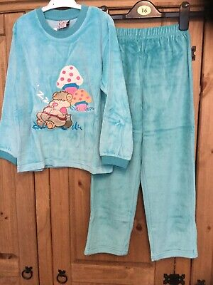New With Tags Girls Pyjamas , Age 5 Years , From Tobogan , Theme Zzz