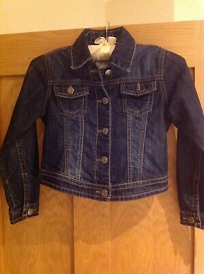 Next denim jacket, age 7-8 yrs