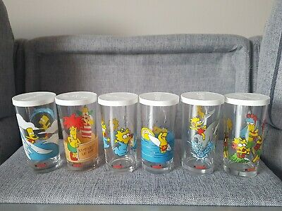 Simpsons Collectible Glasses - 6