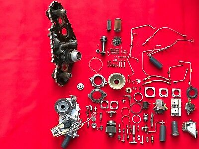 Bell 212 PT6-T3 helicopter turbine engine parts