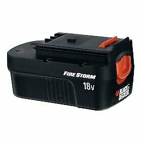 Black and Decker 2 Pack Of Genuine OEM Replacement Batteries # FSB18-2PK