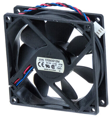 1pc MAGIC MGA5012XS-A10 FAN DC12V 0.19A 5510 2PIN #M2803 QL