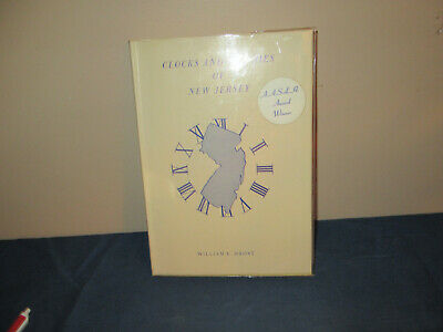 Award Winning Book – Clocks and Watches of New Jersey