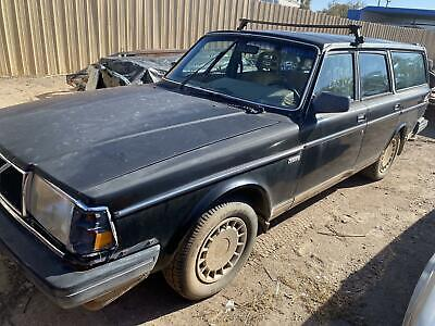 1986 Volvo 240 -- 1986 Volvo 240  202,403 Miles   4 Cylinder Engine 2.3L/141 Automatic