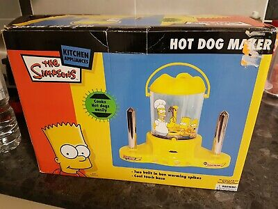 Simpsons Hot Dog Cooker