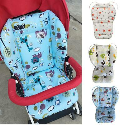 Star Print Baby Stroller High Chair Seat Cushion Liner Mat Pad Covers Protectors