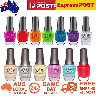 Morgan Taylor Matching Harmony Gelish Nail Polish Lacquer Color 15ml -Choose Any