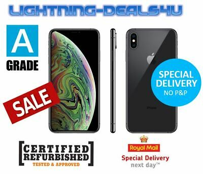 **SALE** Apple iPhone XS Max 512GB Space Grey Unlocked - Next Day Delivery!