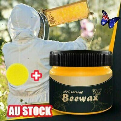 Wood Seasoning Beewax Complete Solution Furniture Care Beeswax AU STOCK