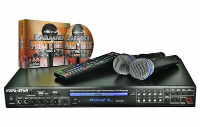 Vocal-Star Vs-1200 HDMI Pro Smart Karaoke Machine With Bluetooth & 150 Songs